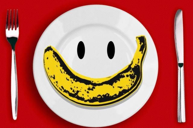 Por que precisamos fazer as pazes com a comida Arte Gonza Rodriguez/Especial