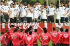 Como foi o recesso da Libertadores para o Inter e o Tigres Montagem sobre fotos de Divulgação/Tigres e Diego Vara/Agência RBS/