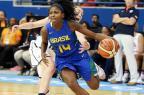 Seleção feminina de basquete estreia com derrota para os Estados Unidos Divulgação/COB