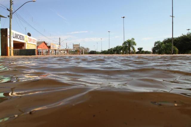Previsão é de mais chuva no mínimo até terça-feira no Estado Claudio Gottfried/Especial ZH