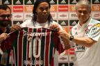 Ronaldinho é registrado no BID e pode estrear pelo Fluminense contra o Grêmio Paulo Sérgio/Lancepress!