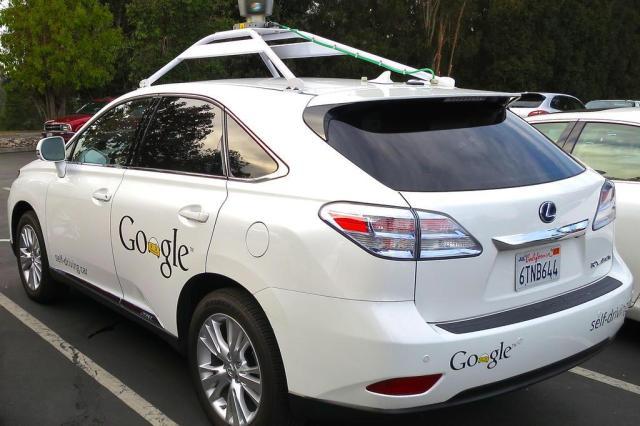Carro autônomo do Google sofre o primeiro acidente com feridos Steve Jurvetson/Wikimedia Commons