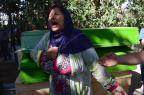 Atentado deixa pelo menos 28 mortos e centenas de feridos na Turquia ILYAS AKENGIN/AFP