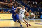 No sufoco, Brasil bate República Dominicana e vai à final no basquete masculino Gaspar Nobrega/Inovafoto