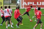 Sem D'Ale e Aránguiz, Aguirre encaminha o time para domingo Tadeu Vilani/Agencia RBS