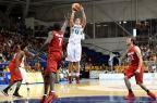 Brasil bate o Canadá e conquista ouro no basquete do Pan Harry How, AFP/