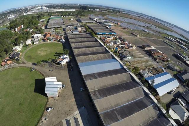 A um mês da Expointer, veja como estão as obras no parque Assis Brasil Fernando Gomes/Agencia RBS