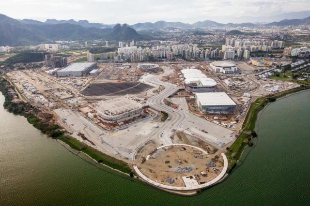 Prefeitura do Rio apresenta plano de legado do Parque Olímpico e do Parque Radical Gabriel Heusi/Divulgação