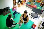 Como tornar a malhação um momento de interação entre mãe e bebê Carlos Macedo/Agencia RBS