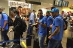 Com forte assédio a Luan, Grêmio embarca para o Rio de Janeiro (Marco Souza/Agência RBS)