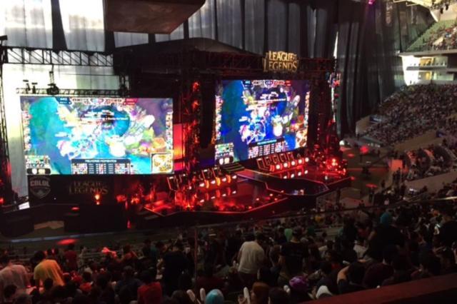 PaiN Gaming vence final do League of Legends em São Paulo Gustavo Brigatti/Agência RBS