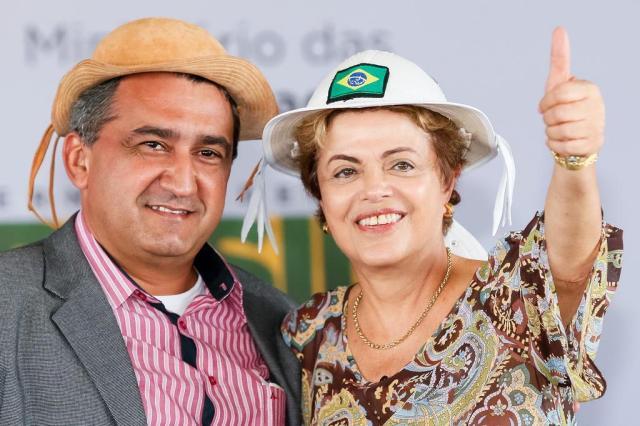 Brasil vai voltar a crescer e reduzir a inflação, afirma Dilma na Bahia Roberto Stuckert Filho/Palácio do Planalto
