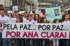 Em caminhada, amigos e familiares de menina morta em Caxias pedem paz Roni Rigon/Agencia RBS