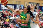 Seleção feminina de basquete perde o bronze e acaba Copa América em quarto Divulgação/COB