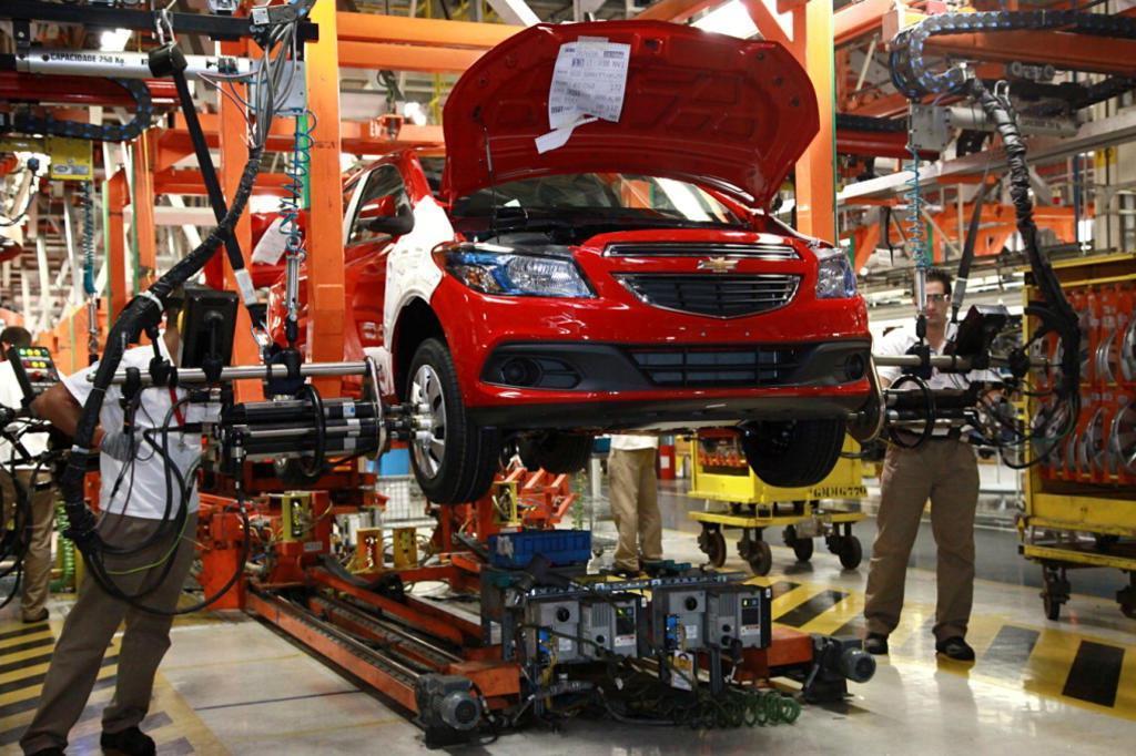 GM de Gravataí irá suspender produção em setembro /Chevrolet,Divulgação