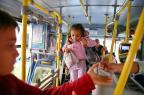 """Projeto quer acabar com necessidade de crianças """"pularem"""" roleta de ônibus na Capital Félix Zucco/Agencia RBS"""