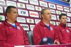Técnico Beto Campos é apresentado no Caxias e diz que acredita na salvação do time na Série C Roni Rigon/Agencia RBS