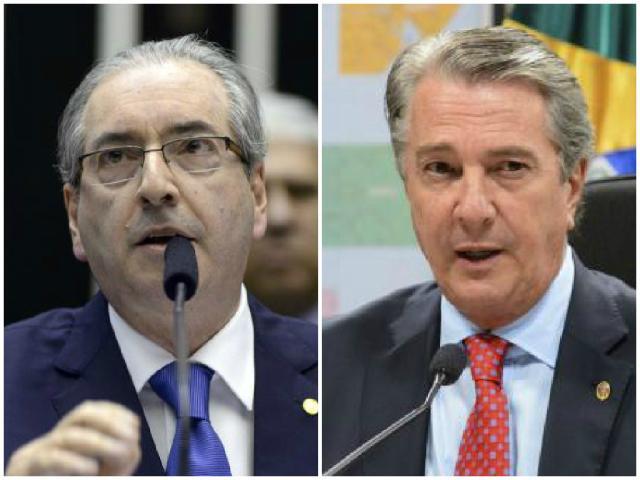 PGR denuncia Cunha e Collor ao STF por corrupção Agência RBS/