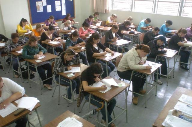 Quanto custa a preparação para concursos Lauro Alves/Agencia RBS