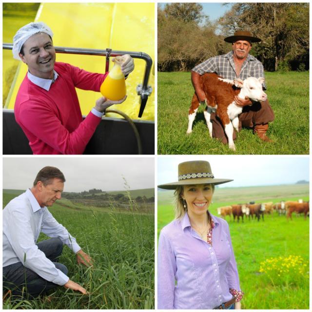 Gente do Campo: conheça a história da cooperativa e dos três produtores rurais vencedores em 2015 ZH/