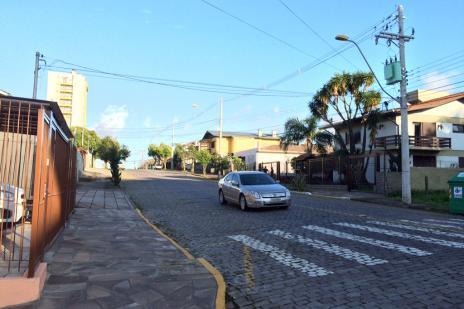 Polícia ouve suspeitos da morte de empresário, em Caxias do Sul (Diogo Sallaberry/ Agência RBS/)