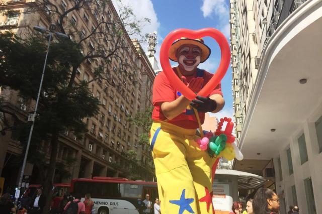 Artistas da Rua da Praia querem regulamentação sem burocracia Lara Ely/Agencia RBS