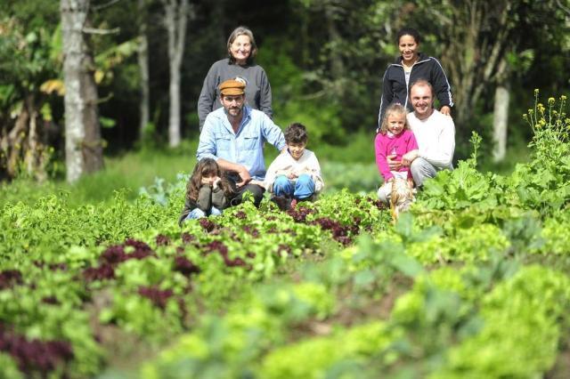 Conheça a família Buske, que trabalha com agricultura biodinâmica na Região Central Ronald Mendes/Agencia RBS