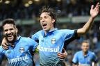 Grêmio vence o Coritiba na Arena e avança às quartas da Copa do Brasil Carlos Macedo/Agencia RBS