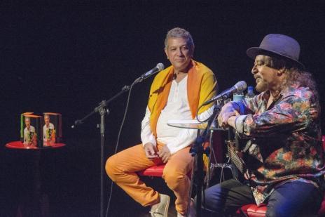 Juarez Fonseca: as canções na intimidade (Luiz Clementino/Divulgação)