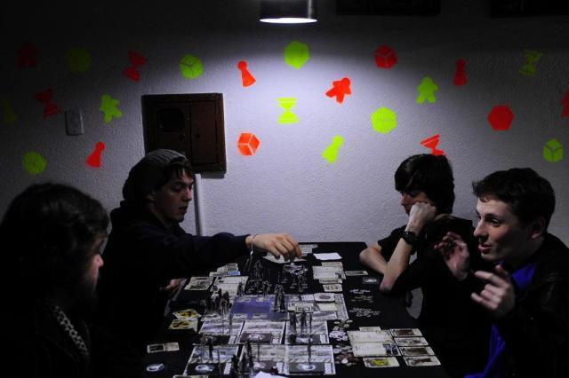 Conheça mais do mundo dos board games Marcelo Oliveira/Agencia RBS