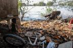 Crianças vivem sem saneamento básico na Ilha Grande dos Marinheiros Yamini Benites/Agência Pública