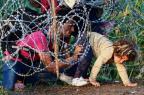 Questão da imigração revela uma Europa sem ideias (ATTILA KISBENEDEK/AFP)