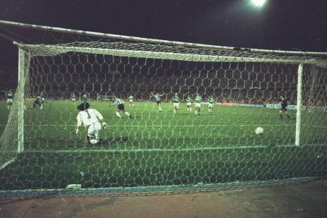 Relembre os lances de Nacional-COL x Grêmio pela Libertadores de 1995 (José Doval/Agencia RBS)