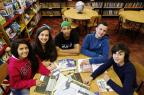 Fronteiras Educação leva discussões a público escolar Mateus Bruxel/Agencia RBS