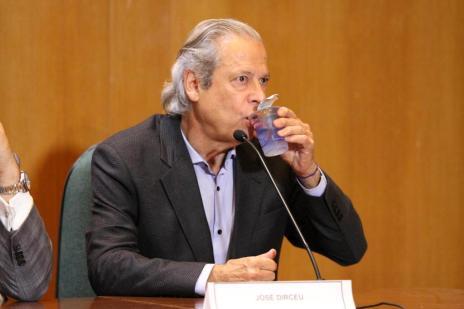José Dirceu e marqueteiro do PT seriam beneficiários de propina alvo da Arquivo X (PAULO LISBOA/Estadão Conteúdo)