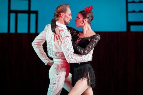 Kiev Ballet, da Ucrânia, apresenta-se em Novo Hamburgo e Porto Alegre (Branco Produções/Divulgação)