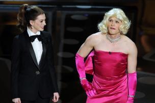 Oscar deverá ter dois apresentadores em 2016 Gabriel BOUYS/AFP