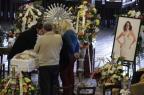 Modelo vítima de acidente em São Paulo é sepultada no interior do RS Itamar Aguiar/ Agência Freelancer/Agência Freelancer