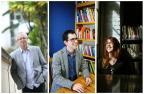 Prêmio literário Oceanos divulga semifinalistas Diego Vara, Andréa Graiz e Andressa Andrade/Agência RBS e Divulgação