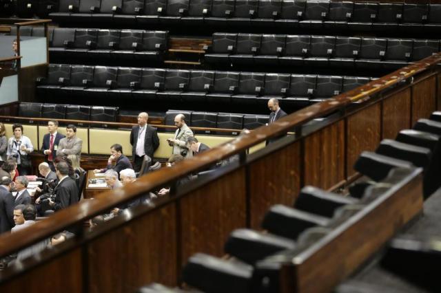 Deputados aprovam criação da previdência complementar no RS Lauro Alves/Agencia RBS