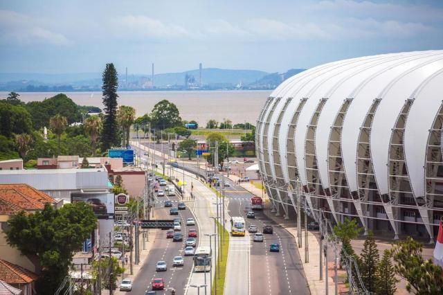 Luiz Zini Pires: Inter estenderá bandeira gigante no Beira-Rio Omar Freitas/Agencia RBS