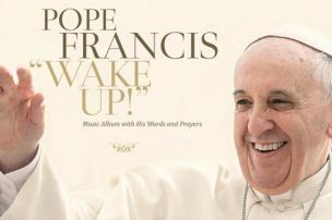 Disco do papa Francisco é menos rock e mais culto religioso Divulgação/Believe Digital