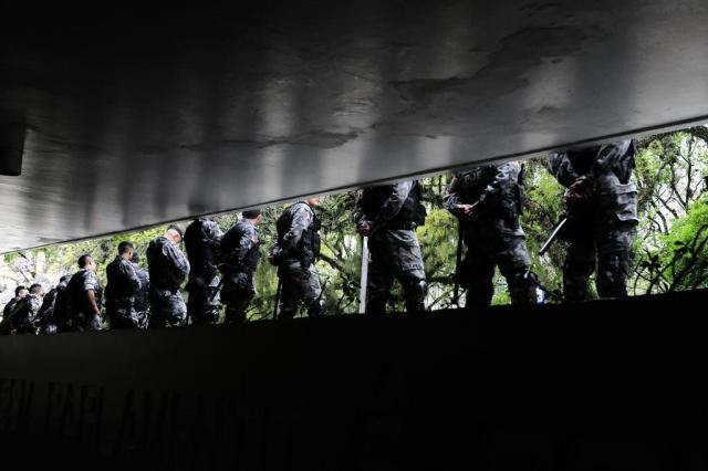 TCE manda suspender promoções na Brigada Militar Ronaldo Bernardi/Agencia RBS