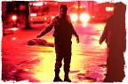 Taxa de homicídios dispara 23% em um ano em Porto Alegre Arte de Gabriel Renner sobre foto de Ronaldo Bernardi, BD, 16/7/2015/