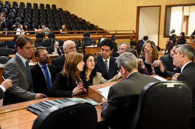Vereadores rejeitam projeto que proíbe venda de energéticos a adolescentes Ederson Nunes/Divulgação/Câmara dos Vereadores/