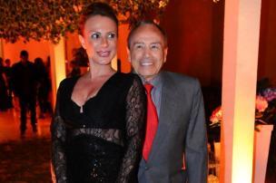 """Stênio Garcia comenta vazamento de fotos: """"Não me sinto culpado"""" Amauri Nehn e Francisco Cepeda/AgNews"""