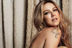 Luana Piovani será a capa da nova Playboy Reprodução/Instagram