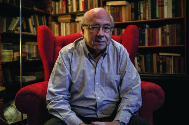 """""""A ironia é sempre perigosa"""", diz Luis Fernando Verissimo Revista Rolling Stone Brasil/Divulgação"""