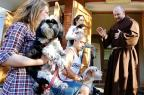 Animais são abençoados na Capital no dia de São Francisco de Assis Adriana Franciosi/Agencia RBS