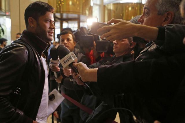 China investiga incidente de Hulk Rafael Ribeiro/CBF